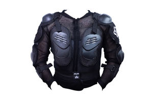 Fox Riding Gear Body Armor Jacket for Bike / Two Wheeler Driving