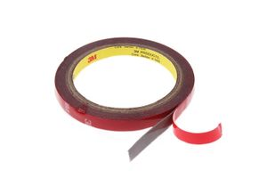 3M Automotive Double Sided Attachment Tape For Stronger Bonding - 10 meters