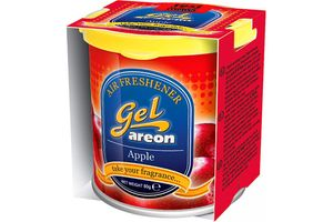 Areon Car Perfume Gel Air Freshner - Apple