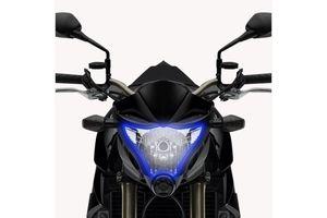 Speedwav Flexible 30cm Bike Headlight Neon LED DRL Tube-Blue