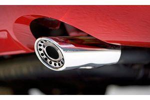 Speedwav Car Exhaust Silencer Muffler Tip Pipe
