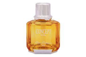 Concept Car Air Freshener Perfume-Yellow