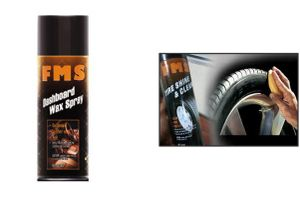 FMS Auto Tyre Shine and Cleaner 600ml