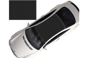 Speedwav Car Roof Wrap Sheet Matt Black