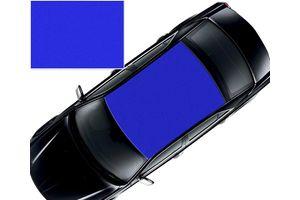 Speedwav Car Roof Wrap Sheet Matt Blue