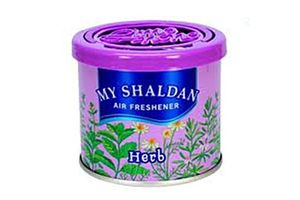 My Shaldan Gel Car Air Freshener perfume - Herb