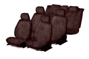 Speedwav T1 Sweat Control Coffee Towel Seat Covers