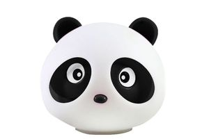 Panda Car Natural Air Freshner Freshener Gel Perfume-Black