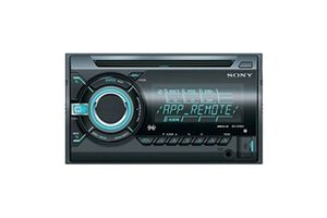 Sony - WX GT 88UI - In Car CD Player
