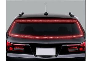 Speedwav 5 Meters Waterproof Cuttable LED Lights Strip Roll - Red