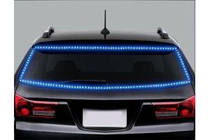 Speedwav 5 Meters Waterproof Cuttable LED Lights Strip Roll - Blue