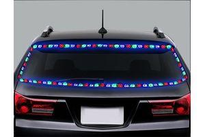 Speedwav 5 Meters Waterproof Cuttable LED Lights Strip Roll - Multicolor