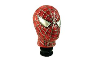 Speedwav Spiderman Car Gear Shift Knob RED