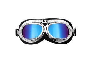 Speedwav UV Protection Coloured Roadie-ATV Riding Goggles