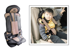Speedwav Portable Baby/Child Safety Car Seat for 0-4 years Beige Color