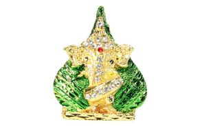 Speedwav Lord Ganesha Car Dashboard God Idol
