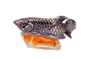 Speedwav Feng Shui Fish Perfume For Car - Orange