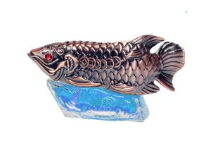 Speedwav Feng Shui Fish Perfume For Car - Blue