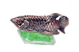 Speedwav Feng Shui Fish Perfume For Car - Green