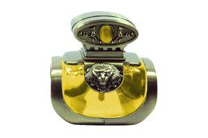 Speedwav Royal Lion Perfume For Car - Yellow