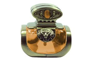 Speedwav Royal Lion Perfume For Car - Orange