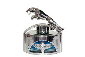 Speedwav Silver Jaguar Car Perfume - Blue