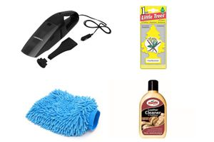 Speedwav 4 in 1 After Party Car Cleaning Kit