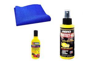 Speedwac Car Cleaning Kit Abro PA312+Microfiber Cloth+Abro Shampoo