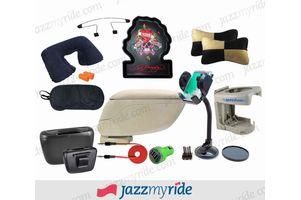 Speedwav 10 In 1 Car Comfort/Travel Combo-Beige