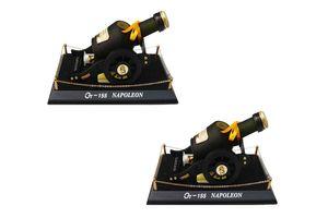 Napoleon Canon Air Freshener Refillable Perfume for Car-(set of 2)