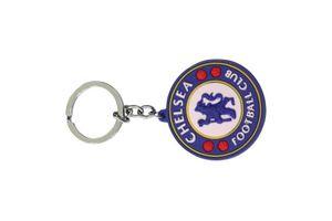 Chelsea Football Club Rubber Keychain