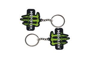 Monster M Keychain - Buy 1 Get 1 Free