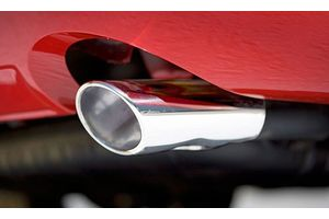Speedwav Car Exhaust Silencer Muffler Tip HW S1 - Toyota Innova
