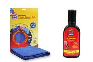 ABRO Oil Treatment OT-511 50 ml+Microfiber Cloth
