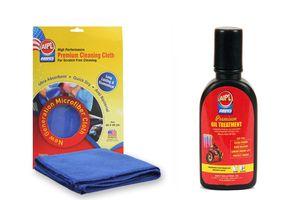 ABRO Car Premium oil Treatment OT-511-B-T - 50 ml+Microfiber Cloth