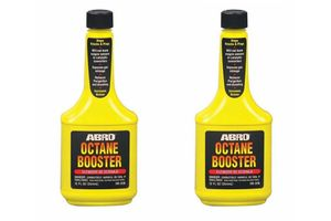 ABRO Octane Booster OB-506 (354 ml) (Set Of 2)