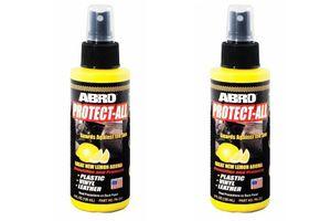 ABRO Protect All-Lemon PA-312 (120ml) (Set Of 2)
