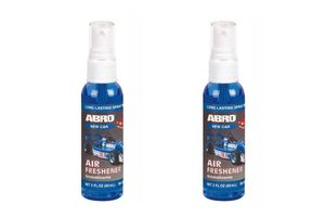 Abro Car Spray Mist Air freshener/Perfume New Car (SM-557-NC)-60ml(Set of 2)