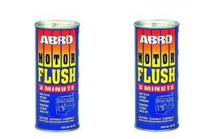 ABRO Motor Flush MF-390 (443 ml) (Set of 2)