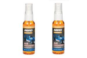Abro Car Spray Mist Air freshener/Perfume Coconut(SM-557-CO)-60ml (Set Of 2)