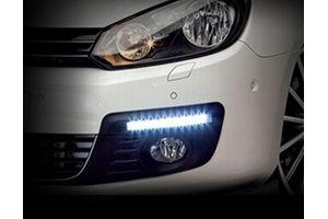 Osram Car 6000K LED Day Time Running Lights DRL101 BK
