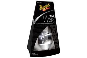 Meguiars Car/Bikes Black Wax Polish - 198gm