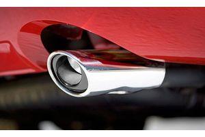 Speedwav Car Exhaust Silencer Muffler Tip HW