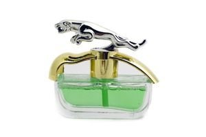 Speedwav Classy Rush Leopard Refillable Car Perfume 50ml - Aqua