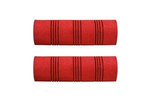 Speedwav Bike Comfort Riding Soft Grip Covers - Red