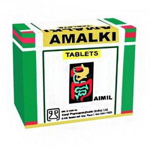 Aimil phceutical Amalki 30Tablets