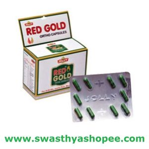 Jolly Pain Red Gold Ortho Capsules