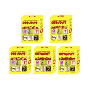 Orthovit Capsules combo of 3 packs