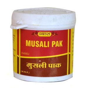 Vyas Pharmaceuticals Musli Pak 100gms Pack of 4