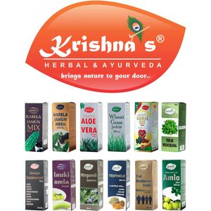 Krishna Ayurveda Apple Cider Vinegar 500ml